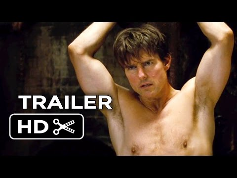 Mission: Impossible Rogue Nation Official Teaser Trailer (2015) – Tom Cruise Action Sequel HD