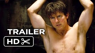 Mission: Impossible Rogue Nation Official Teaser Trailer (2015) - Tom Cruise Action Sequel HD