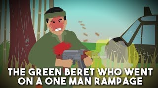 Video The Green Beret who went on a one man Rampage to save his Comrades MP3, 3GP, MP4, WEBM, AVI, FLV Desember 2018