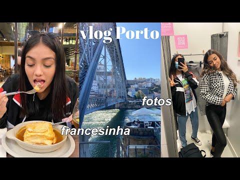 último dia juntas! vlog no PORTO com a minha amiga portuguesa❤️