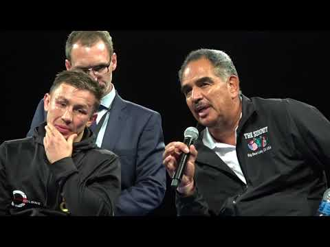 GGG Rips Canelo After Fight \