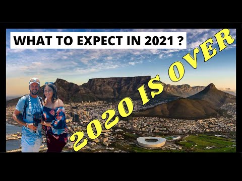 WHAT'S NEXT FOR 2021, PLUS 2020 HIGHLIGHTS | South African road trip