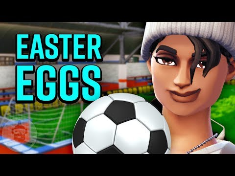 19 Fortnite Easter Eggs You May Have Missed! - Easter Eggs #18 | The Leaderboard