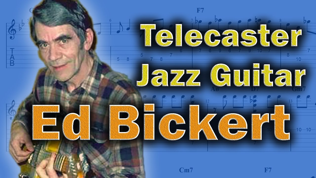Ed Bickert  – A Jazz Guitarist You Need To Know About!