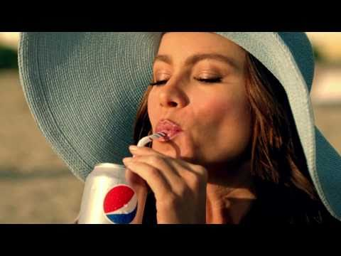 Diet Pepsi Beach Commercial Feat. David Beckham