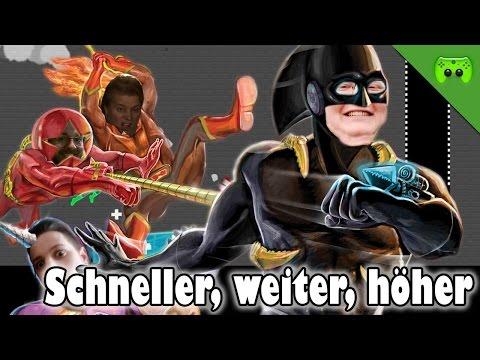 SPEEDRUNNERS # 21 - Schneller, weiter, höher «» Let's Play Speedrunners Battle   HD