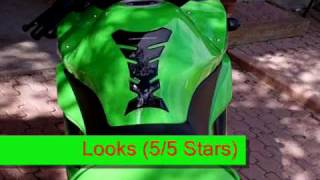 10. MGRV - 2010 Kawasaki Ninja 250r (Official) Review