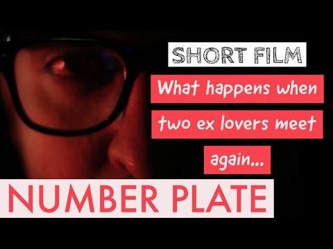 The Number Plate | Short Film | Piyush Pande Films | Aditya Sharma | Eila U J |