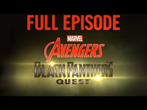Shadow Of Atlantis Part One | Full Episode | Marvel's Avengers: Black Panther's Quest | Disney XD