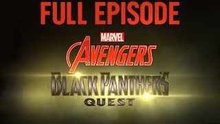 Video Shadow of Atlantis Part One | Full Episode | Marvel's Avengers: Black Panther's Quest | Disney XD MP3, 3GP, MP4, WEBM, AVI, FLV September 2018