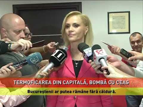 Termoficarea din București, în impas