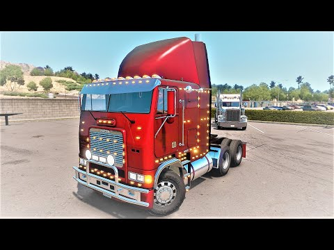 Freightliner FLB ATS v2.0.7 1.37
