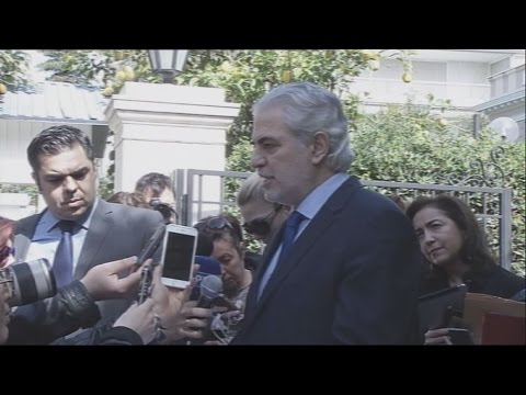 Δήλωση του επίτροπου της Ε.Ε  μετά τη συνάντησή του με τον Πρωθυπουργό