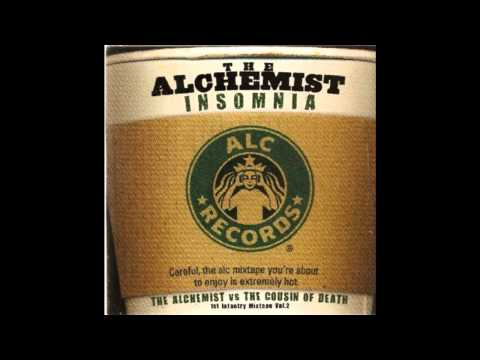 The Alchemist ft. Chinky - Letting Go