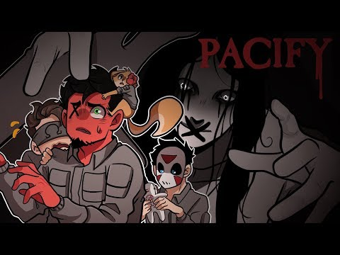 Beard oil - THE SCARIEST COOP GAME EVER!  Pacify (w/ H2O Delirious, Ohm, & Squirrel)
