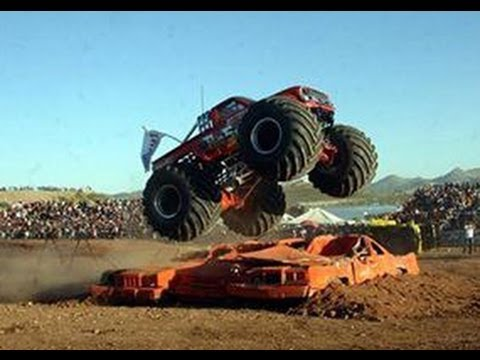 [HD] Video completo Accidente Monster Truck Chihuahua 7 muertos 47 heridos Aero Show Mexico 2013