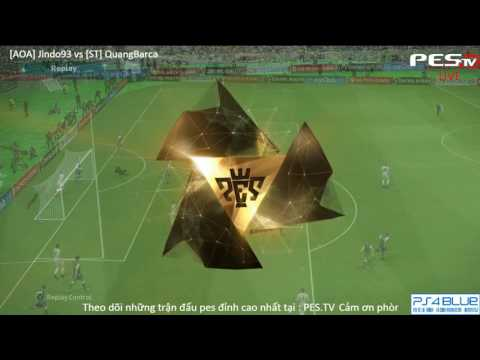 [PES 2017] Street Team vs All Out Attack | War Team | 25/9/2016