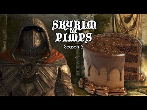 Skyrim For Pimps - Secret Cake Thief (S5E20) - Walkthrough