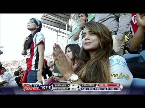IPL 6 - RCB vs Sunrisers - April 9, 2013 - Highlights