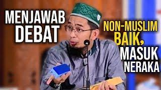 Video DIMANA KEADILAN ALLAH⁉️ Kenapa Non-Muslim BAIK Juga Masuk Neraka - Ustadz Adi Hidayat LC MA MP3, 3GP, MP4, WEBM, AVI, FLV Januari 2019