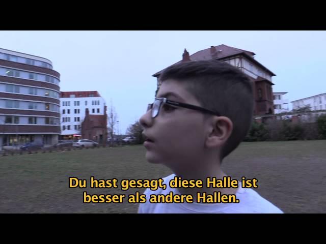 Video - Neue Heimat Berlin - Videoworkshop mit Geflüchteten