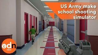 Армия США запустила спорный симулятор по предотвращению терактов в школах