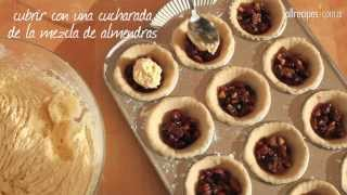 Tarteletas de fruta seca (Mincemeat pies)