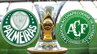 Melhores momentos e gols do jogo Palmeiras 1 x 0 Chapecoense (27/11/2016) Campeonato Brasileiro 2016 - 37° Rodada.O Palmeiras tem 98% de chances de ser campe...