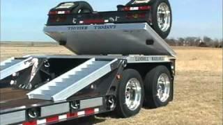 Landoll 800 Series Detach Trailer