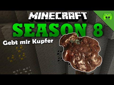GEBT MIR KUPFER «» Minecraft Season 8 # 151 | HD