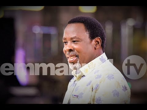 """SCOAN 25/03/18: """"OUR PURPOSE IN LIFE"""" by TB Joshua 