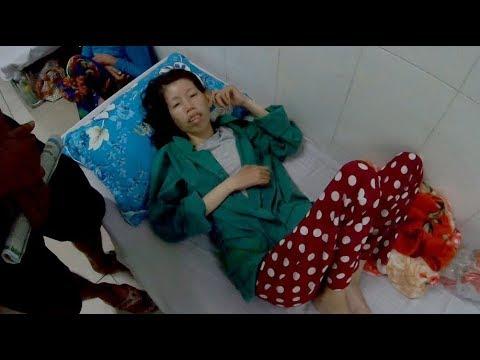 Xót xa cho cô gái bị bệnh hiểm nghèo gầy trơ xương - Thời lượng: 5 phút, 12 giây.