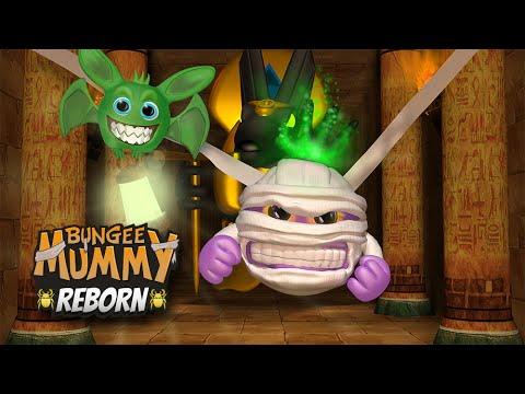 Bungee Mummy: Reborn - Official Launch Trailer