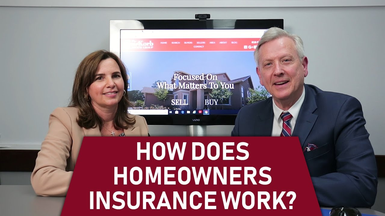 A Few Points About Homeowners Insurance