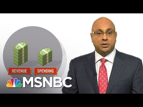 U.S. Budget Deficits: How Much Debt Is Too Much? | Velshi & Ruhle | MSNBC