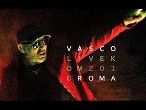 vasco rossi - livekom016 - intro+lo show+lo vedi