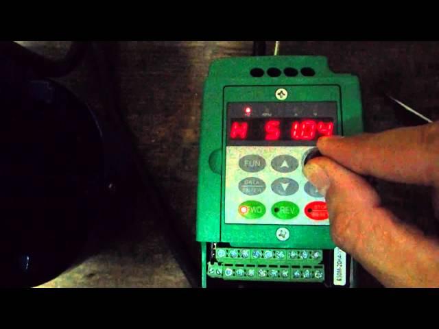 Variador de Velocidad LS650