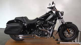 5. 2016 Harley Davidson Fat Bob