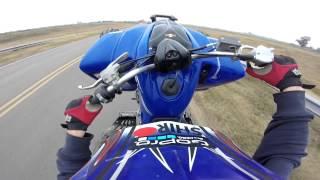 9. Yamaha Raptor 350 Wheelie GoPro