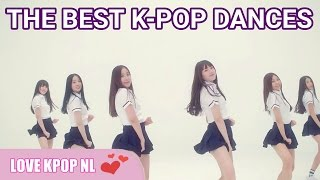 Video [TOP 35] The Best K-POP Dances MP3, 3GP, MP4, WEBM, AVI, FLV Maret 2018