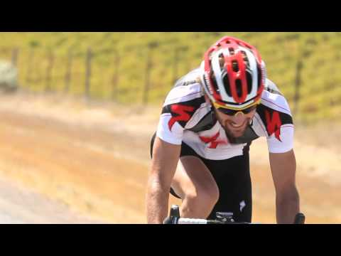 specialized - ITU Triathlete Tim Don lets you take a look into his rigorous training regime pre-season in Stellenbosch, South Africa.