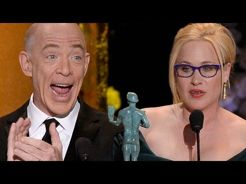 Actor - SAG Awards Winners ▻http://youtu.be/Bq8qH-ejZ9I Subscribe Now! ▻ http://bit.ly/SubClevverMovies You know what they say Once a winner, always a winner… well, at least that's true for...