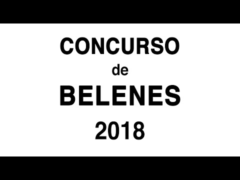 Concurso Belenes Villava 2018