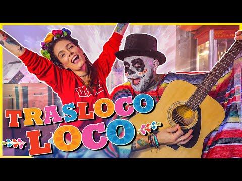 """TRASLOCO LOCO 🎵 Parodia """"Un Poco Loco"""" - COCO 🇲🇽"""