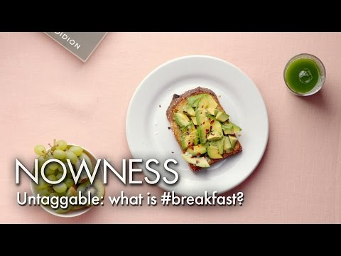 What Makes a Breakfast?