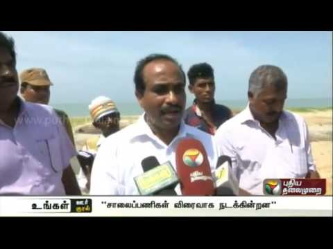 Tsunami-restoration-works-at-Dhanushkodi-will-be-completed-within-July