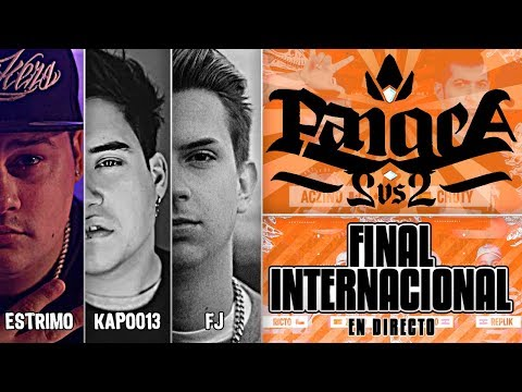 PANGEA 2 VS 2 EN DIRECTO CON #TEAMPARTNER *CUARTOS SEMIFINAL Y FINAL*  Estrimo