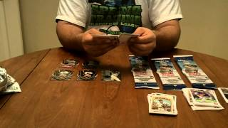 2013 TOPPS SERIES 1 BASEBALL HOT PACK BREAKS! DIE CUTS! PATCHES! RELICS! PACKSEARCHERS.COM