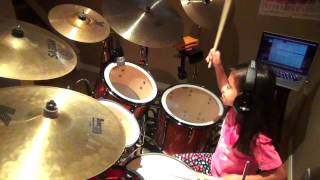 Video Locked Away - R. City ft. Adam Levine (Vianca Belocaul Drum Cover) MP3, 3GP, MP4, WEBM, AVI, FLV April 2019