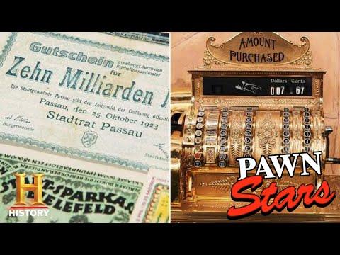 Pawn Stars: Rick RINGS UP Big $$ for RARE Cash Register (Season 18) | History